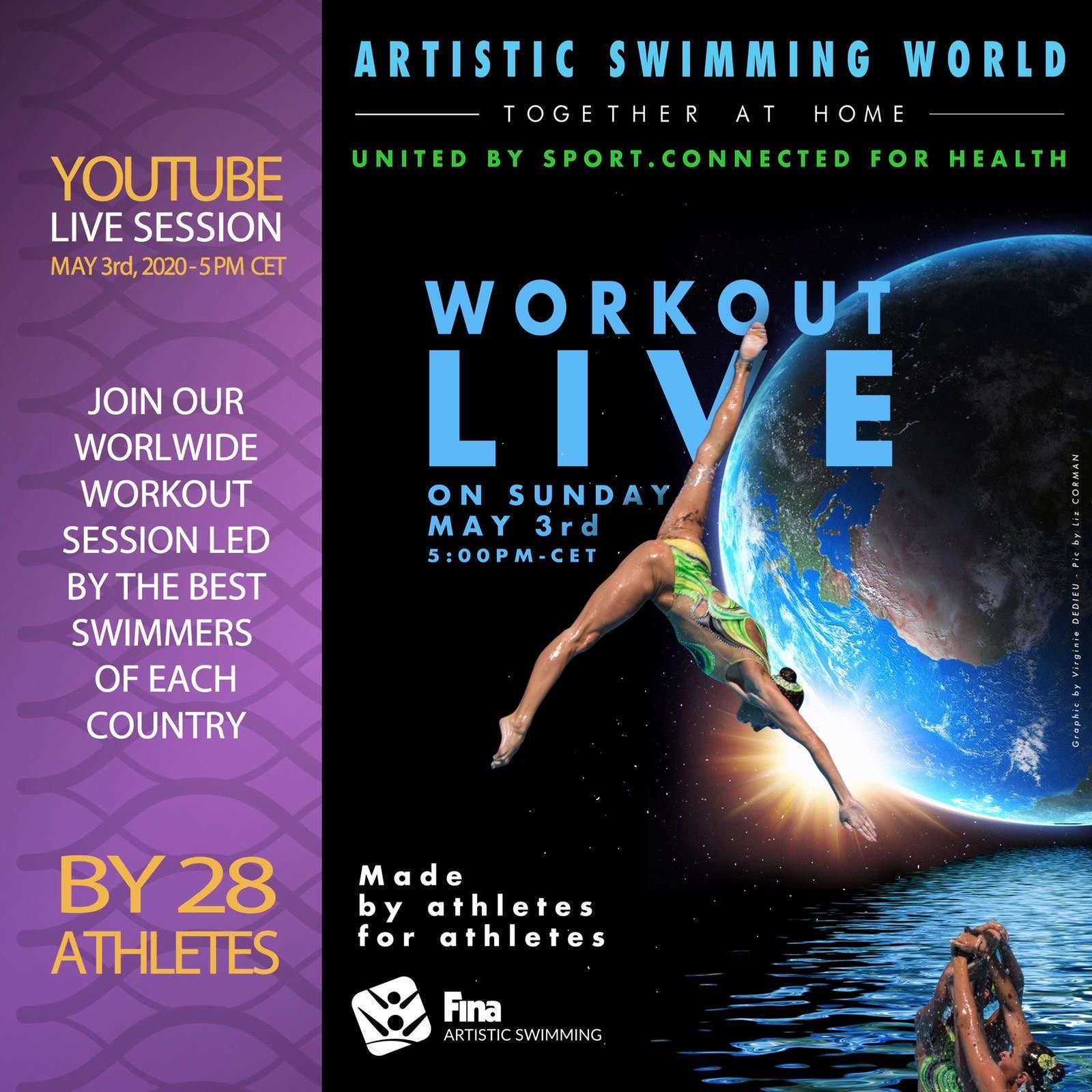 Worldwide Live Workout